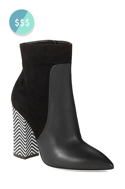 A фънки петата добавя само правото размер на приумица на всичко, което носите.  # refinery29 http://www.refinery29.com/shoes-every-woman-should-own#slide-27: