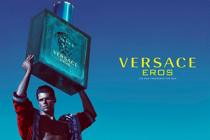 Reklama perfum Versace Eros