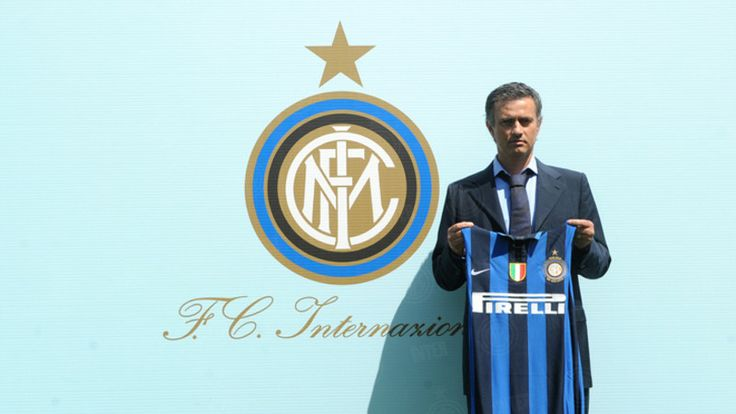 Jose's First day at Inter