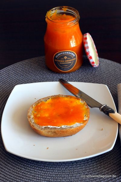 Schöner Tag noch!: Nachgemacht: Kürbis-Orangen-Marmelade