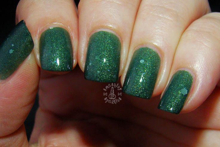 Smashley Sparkles: Superficially Colorful Lacquer Autumn Thermal Collection