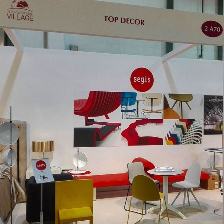 The Hotel Show is over and we're back to Italy with a new energy. The hotel industry and the #hospitality sector are for #Segis a prestigious platform. Thanks to Amer Askari and the team of Top Decor for welcoming us and all the visitors who came to our stand to touch with their hands our #furniture.
