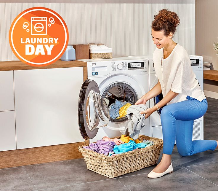 Sometimes you want to save time and you overfill your washing machine. But don't forget that there's a chance your clothes won't wash or remain soapy & dripping wet!