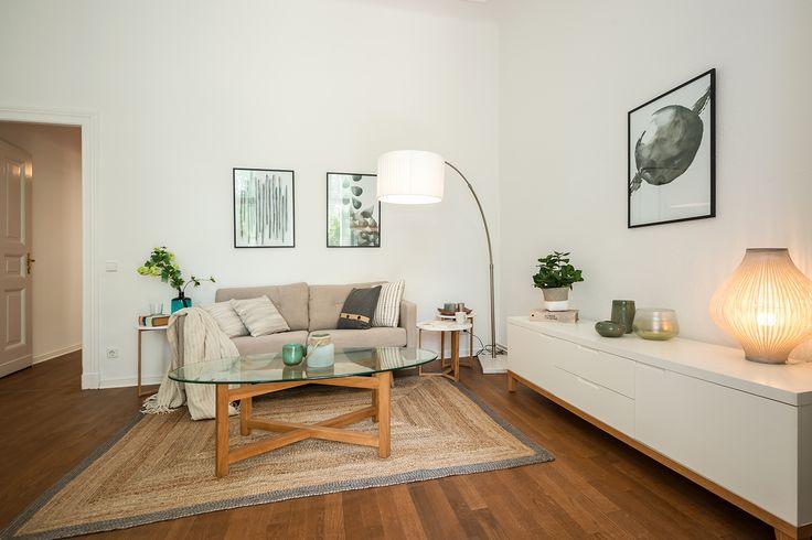 Bei den schönen Altbauwohnungen handelt es sich um 1- bis 4-Zimmer Wohnungen.