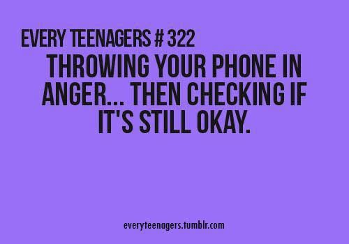 funny teenager posts   funny, happy, smile, teenager post, teen - inspiring picture on Favim ...