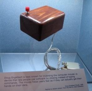 İlk Bilgisayar Faresi
