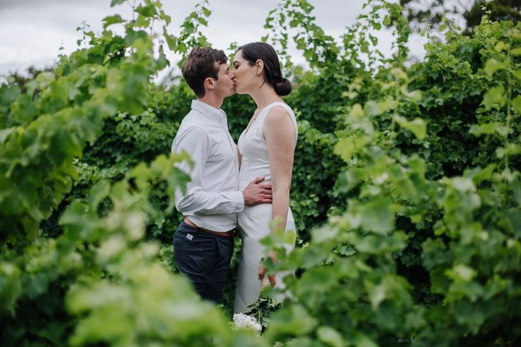 Cast in Colour - Adelaide Vineyard Wedding Photography