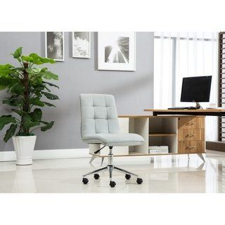 shop for porthos home leona adjustable office chair get free rh pinterest com