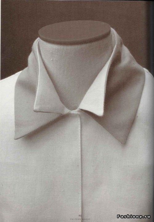 Необыкновенные конструктивные решения в одежде / конструктивное моделирование одежды