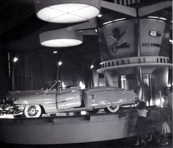 36 Best Images About Gm Motorama 1953 On Pinterest