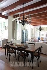 The addition of a conservatory turned this Cape Dutch-style house into the perfect home for a family of five   PHOTOGRAPHS HENRIQUE WILDING