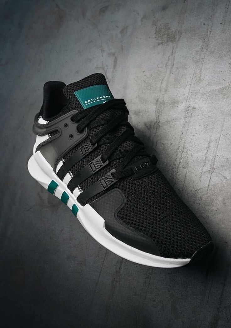 Adidas Eqt Support Nyc Blackout