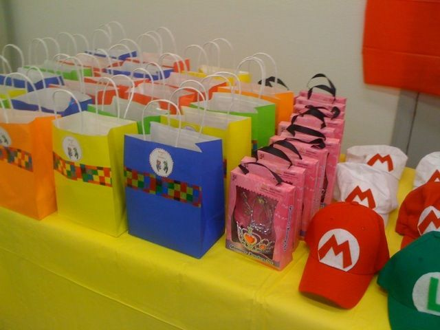 Mario Hats And Princess Peach Tiaras My Son S Brothers Party Kids Theme Pinterest Themes