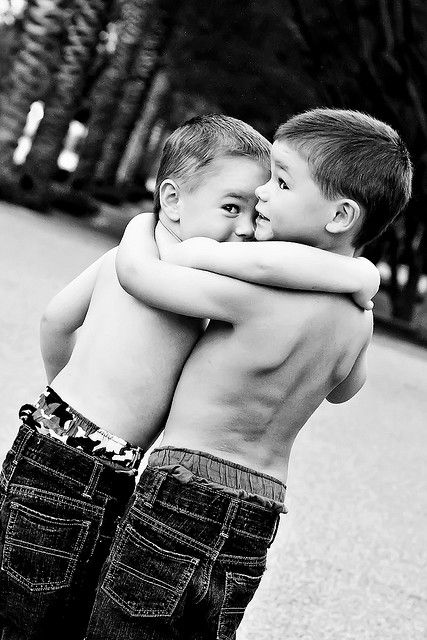 This would be cute for Chase and Jonah.  Perfectly imperfect photography #littleboys