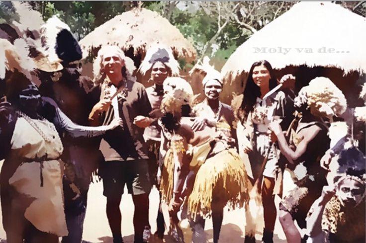 """""""Yo tenía una granja en #África al pié de las colinas del Ngong"""" #Molyvade...#viaje #Kenia #Treetops #Aberdare #Kikuyus #molyvade.blogspot.com"""