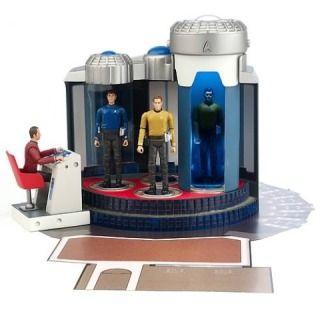 Star Trek Transporter Room Playset – Beam Me Up!