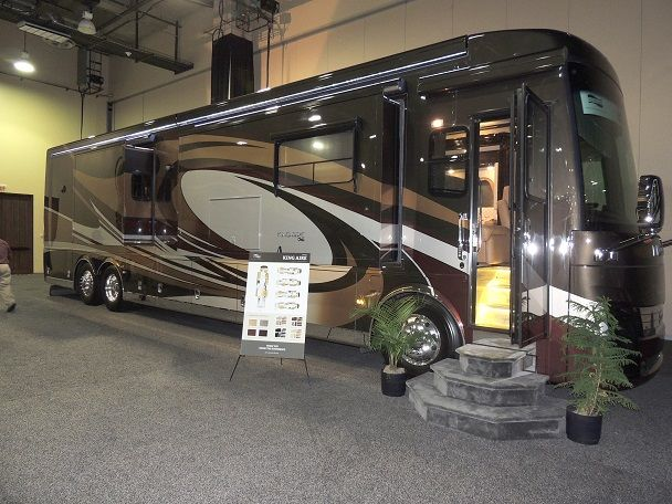 Newmar King Aire – Luxury Motorhome - The Wealth Scene