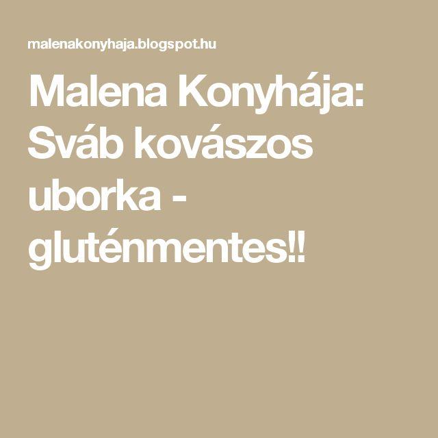 Malena Konyhája: Sváb kovászos uborka - gluténmentes!!