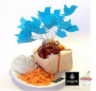 Twitter Cake!