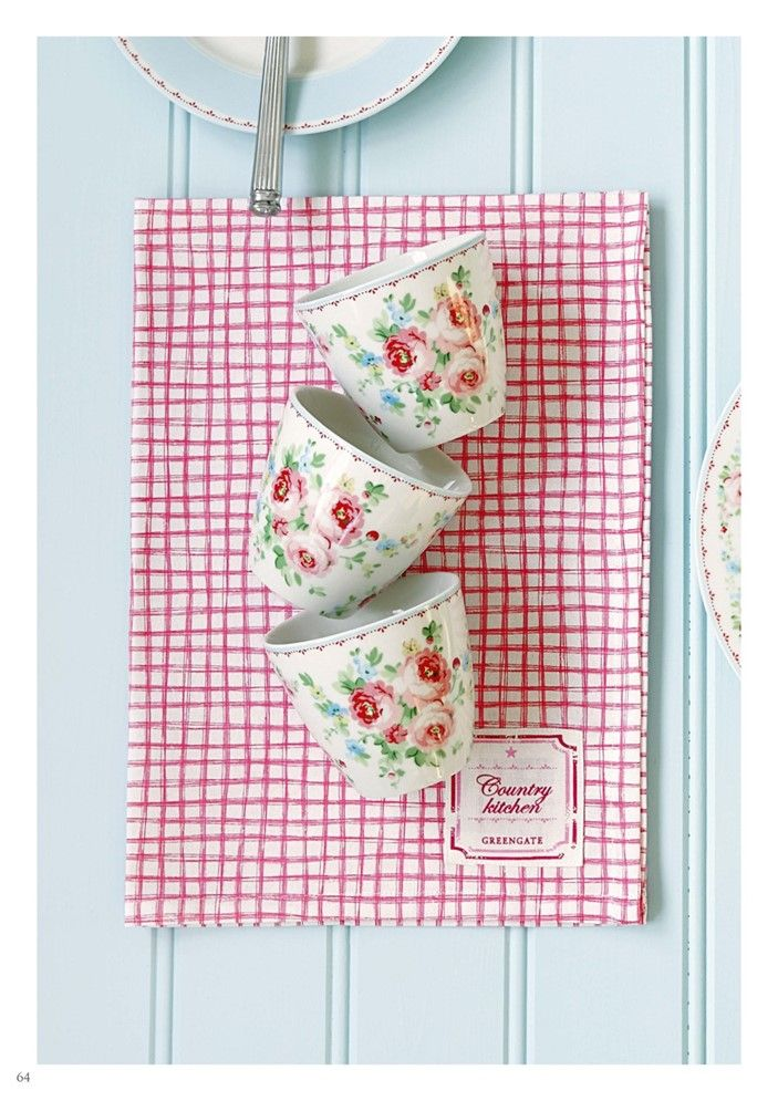 367 best greengate images on pinterest cath kidston for Cath kidston kitchen ideas