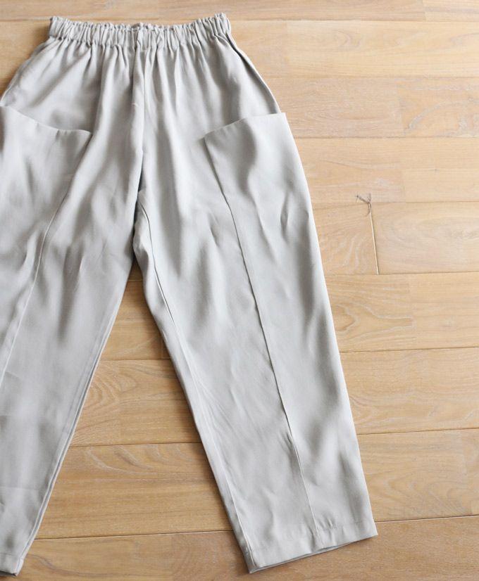 """[Оптимистический] [повторно поступление♪7 1 мая, 12&22]""""французский""""(серый)для взрослых свободные повседневные брюки по: cawaii"""