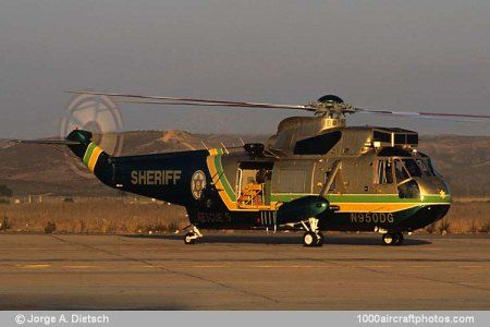 Sikorsky S-61B UH-3H Sea King