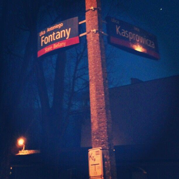 Fontany, nie Fontanny.