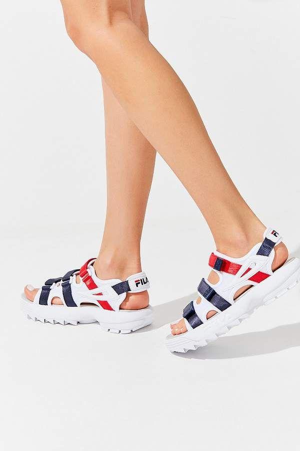 Fila Disruptor Platform Sandal | Boot