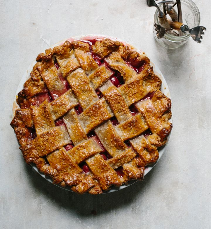 Cherry Pie. Nothin' better than this.