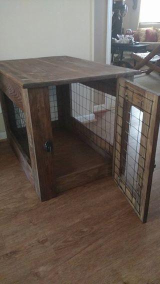 Indoor Dog Kennel Furniture