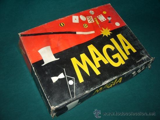 Antigua  MAGIA BORRAS Nº2.