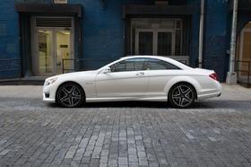 2012 Mercedes CL63 AMG