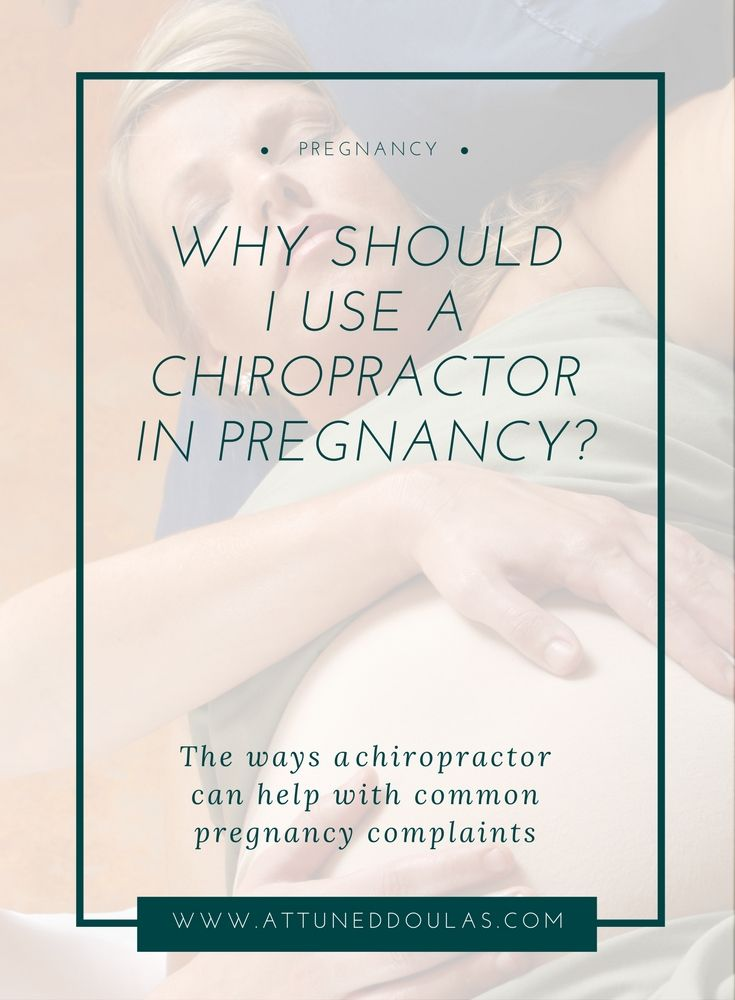 Whether you're struggling to find remedies for morning sickness or ways to help with back pain in pregnancy, your local chiropractor can be a great resource. They can even help with fatigue and insomnia in pregnancy.