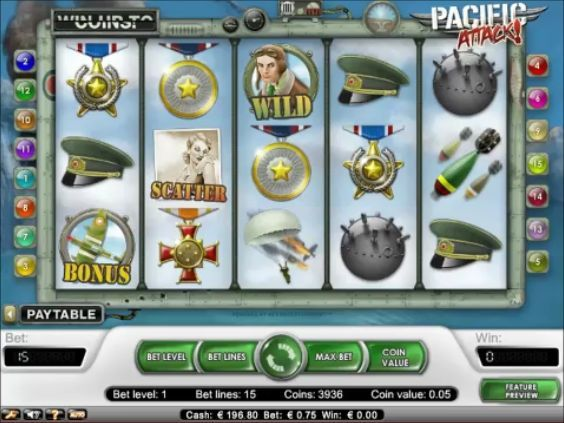 Video slot game Come check out our website