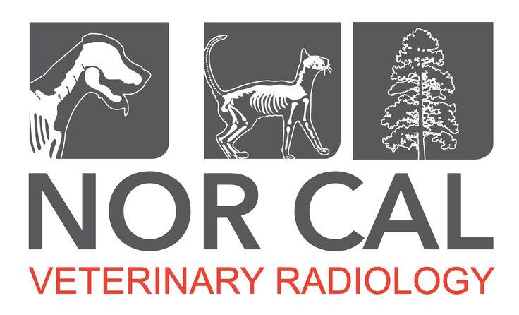Logo Design. Nor Cal Veterinary Radiology Logo. Ivan Mendoza