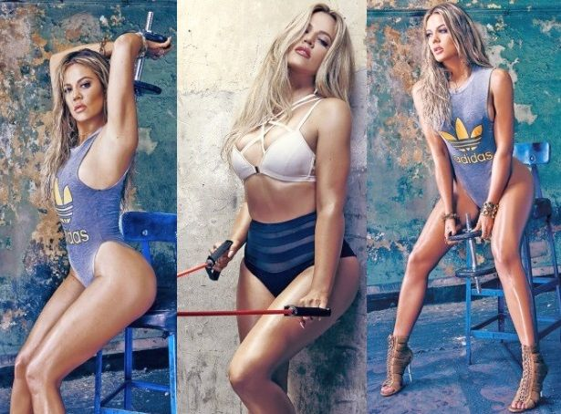 Khloe Kardashian feels fantastic after her 35-pound weight loss, which she attributed to an exercise addiction and a healthy diet. Khloe recently showed off her gym-toned body and dramatic weight loss in a sizzling photo spread for Complex magazine.