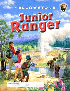 young ranger yellowstone national park - Google Search