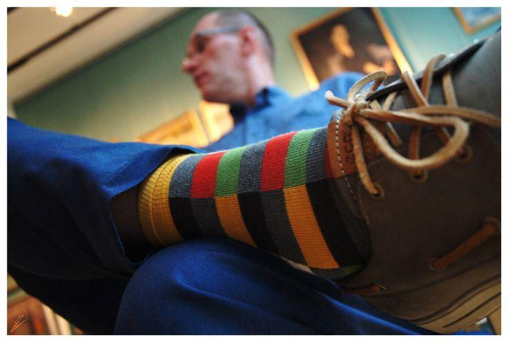 you SOCKS! by marvyanaka   #PolskaMalowana #fotografia #photography #man #mężczyzna #shoe #but #socks #skarpetki #colourful #kolorowe