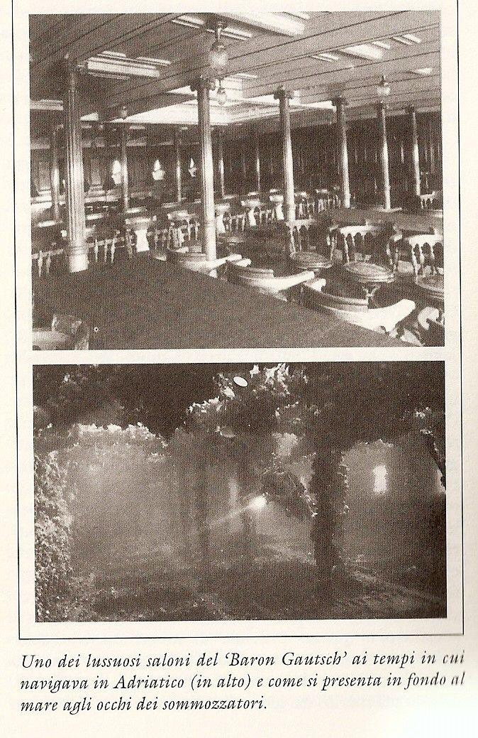sala.L'ULTIMO VIAGGIO DEL 'BARON GAUTSCH'