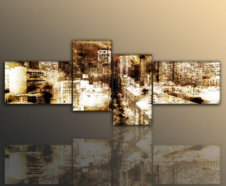 Wandbilder wohnzimmer modern for Wandbilder wohnzimmer landhausstil
