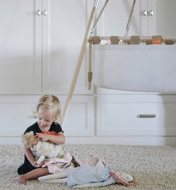 Hang Your Babyu0027s Cradle In Style With KindekeKlein Amazing Pictures
