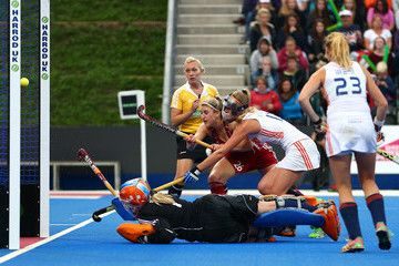 Lily Owsley Unibet EuroHockey Championships - Day Ten