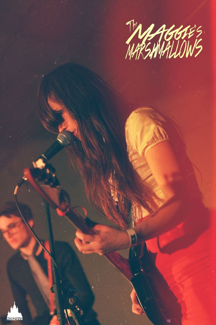 Pictures from the concert  - The Maggie's Marshmallows @ Moszkva Café #Oradea