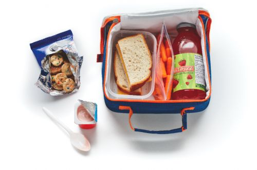 What's for Lunch In Canada? There is no national nutrition program for school aged-children and most kids take their lunch from home. Sandwiches are the most common lunch box food in Canada.