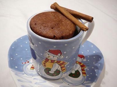 3 perces bögrés sütemény recept