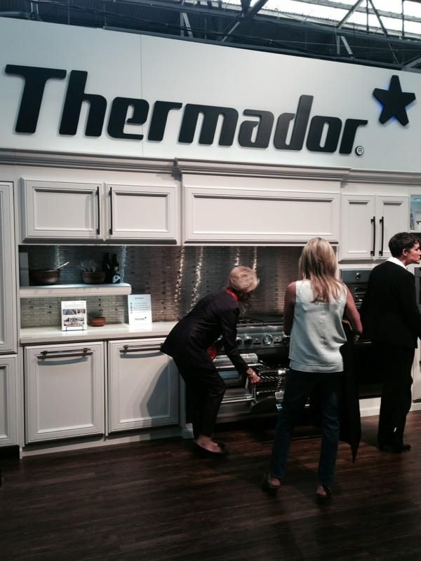 2014 architectural digest home design show nyc thermador - Home Design Show Nyc