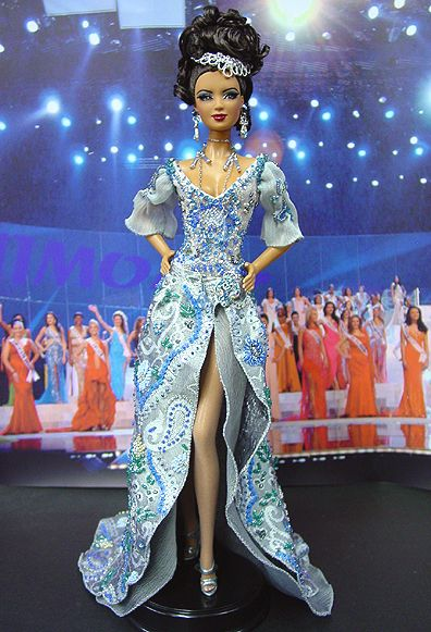 Miss Philippines Barbie Doll 2006