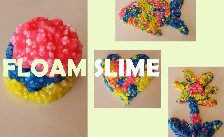 Come fare il Floam Slime