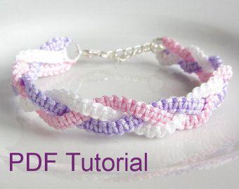 eBook Feliz  Tutorial to Chinese knot bracelet by KnotAWish