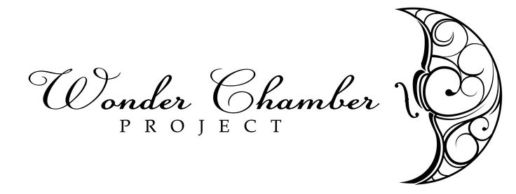 A logo design for a project which revives 17th century musical manuscripts on a 400 year old violin. We embodied the Wonder Chamber Project's brand with an 1600's infused logo that portrays a half moon.  #DreamhouseMarketing #WelcomeToTheDreamhouse #Branding #logodesign